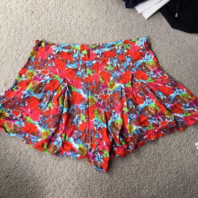 Foley shorts