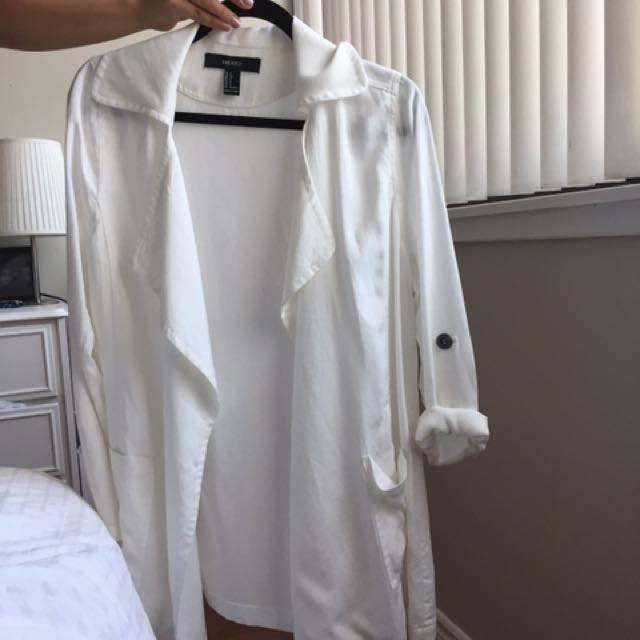 Forever 21 Coat, Small