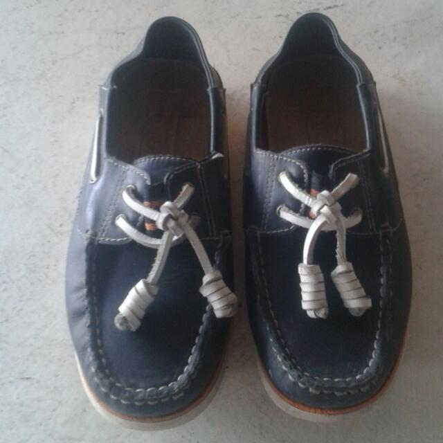 Gibi Shoes Top Sider