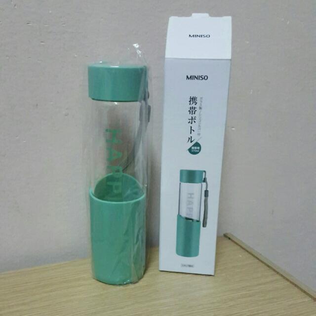 Glass Bottle 370ml