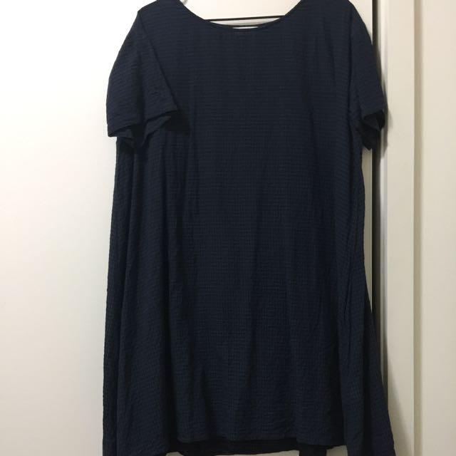 Gorman two-layer dress