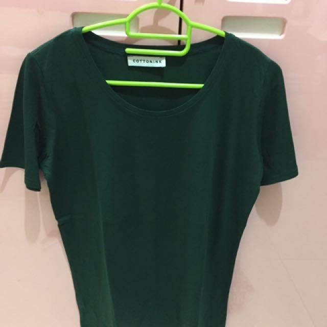 Green Cottonink