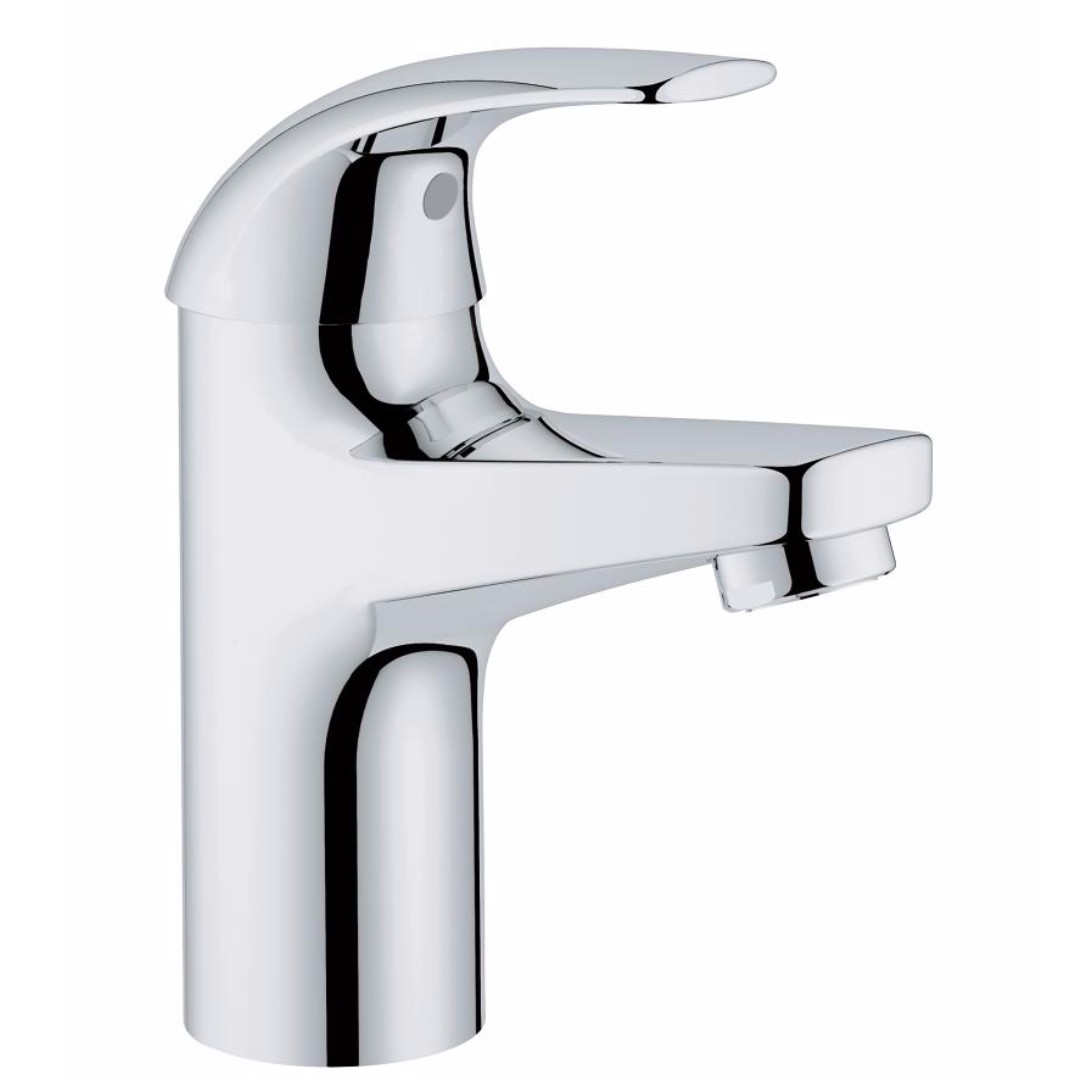 Grohe 32809000 BauCurve Basin Tap (Cold Only), Furniture, Home Decor ...