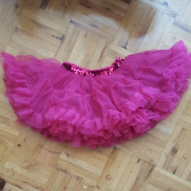 Halloween Pink Tu-Tu