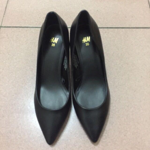 極新H&M中跟鞋35