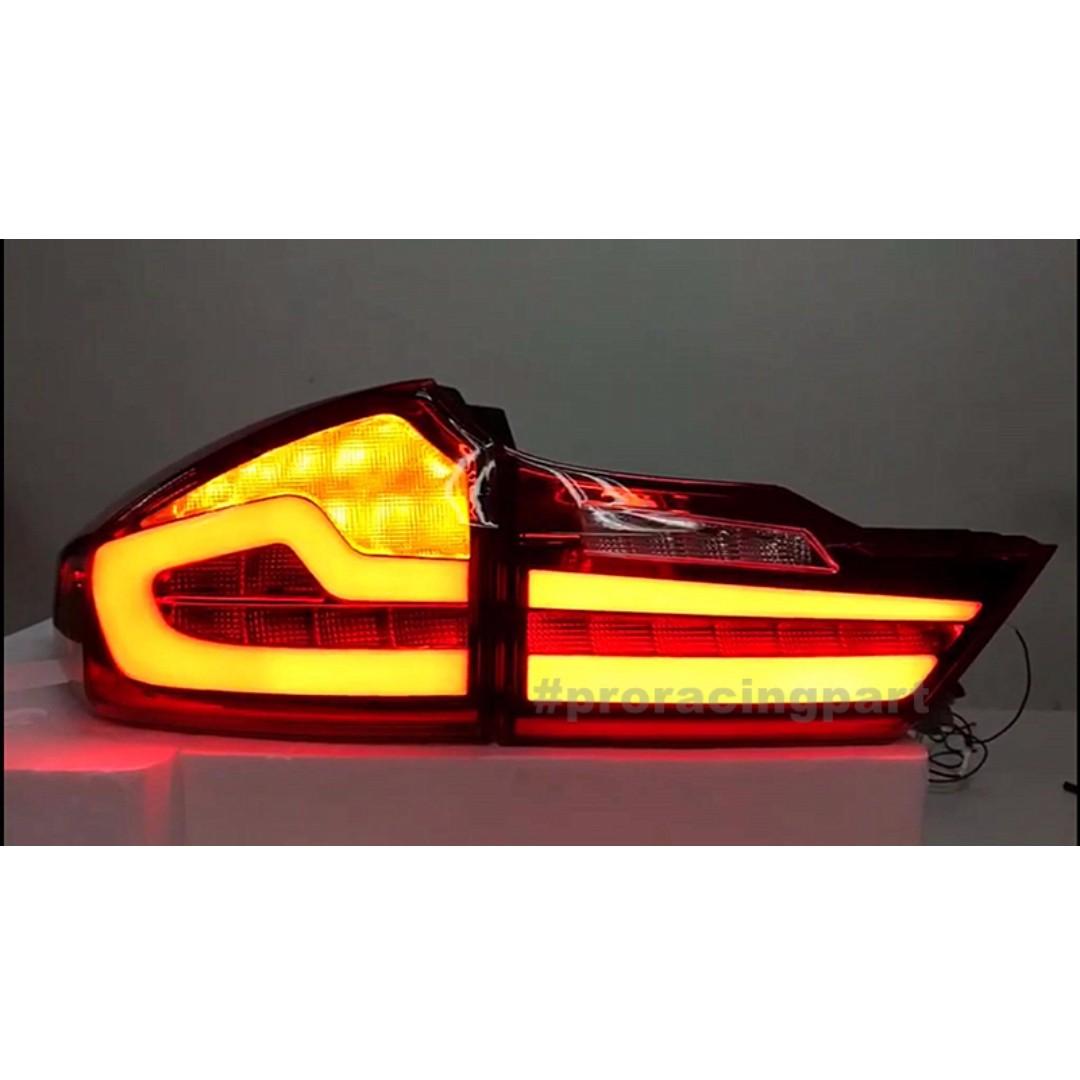 Honda city 14 led light bar tail lamp gm9 car accessories on carousell photo photo aloadofball Gallery