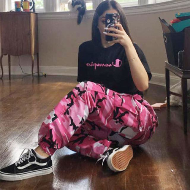 Candy Camo Pants