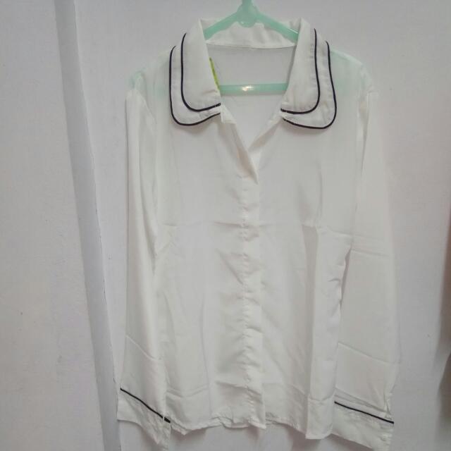 Kemeja Putih #midnightsale