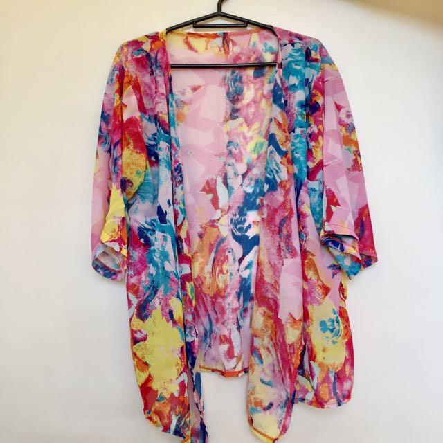 Kimono Colorful