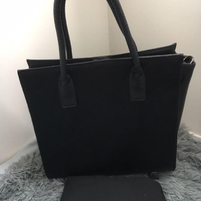 Kookai Pony Hair bag