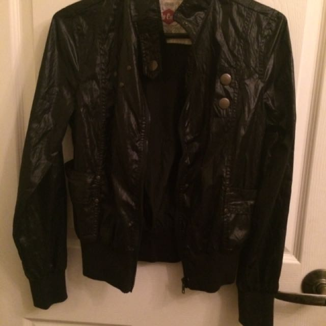 Le Copper Jacket