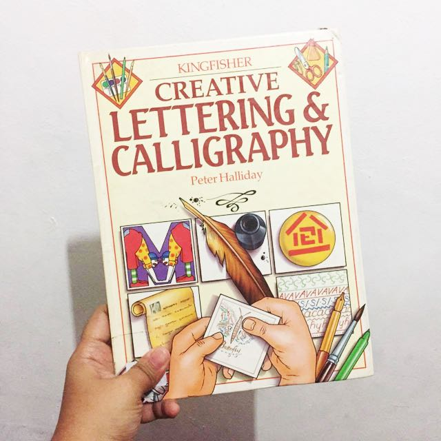 Lettering and Calligraphy Book