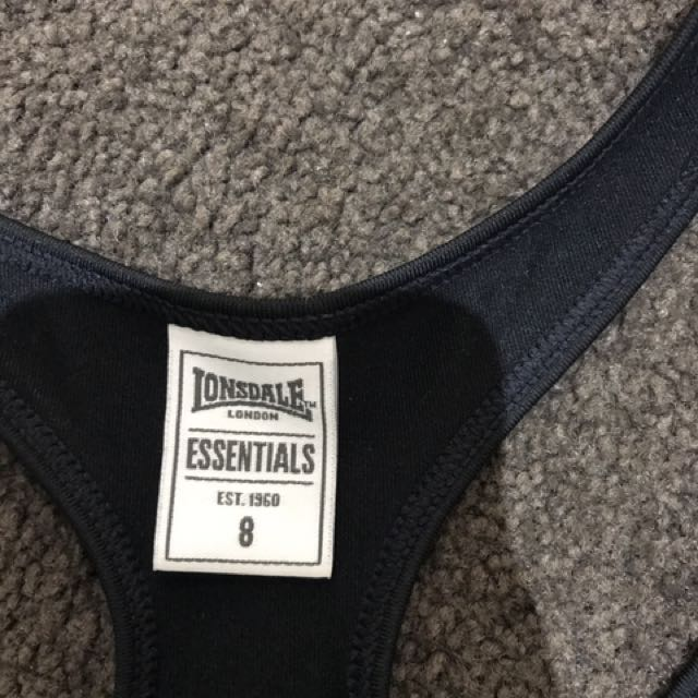 Lonsdale sports bra