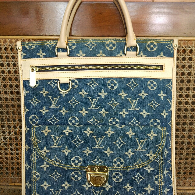 LV Jeans Bag