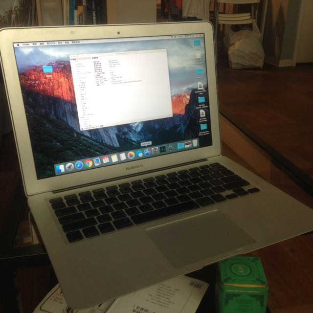 MacBook Air 2010 年末