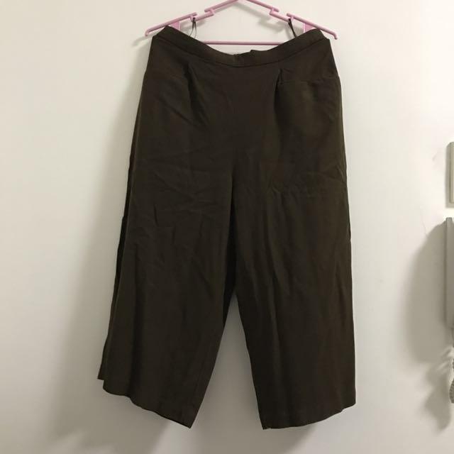 Mango Culottes Pants
