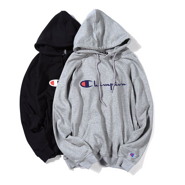 3aa2e96b5a Men's champion hoodie, Men's Fashion, Clothes on Carousell champions hoodie  price
