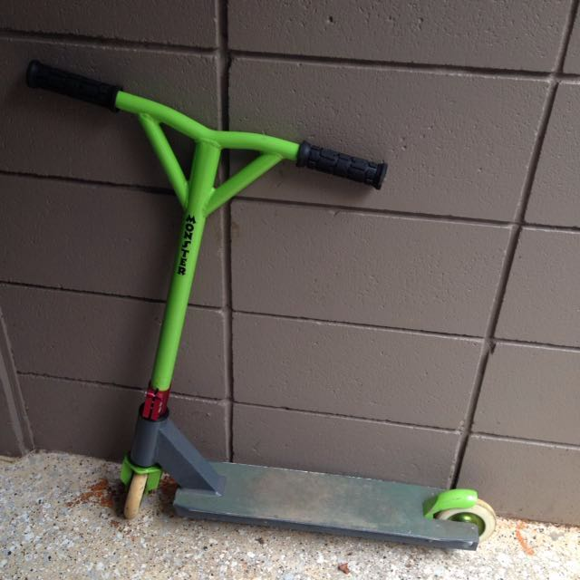 Monster Scooter