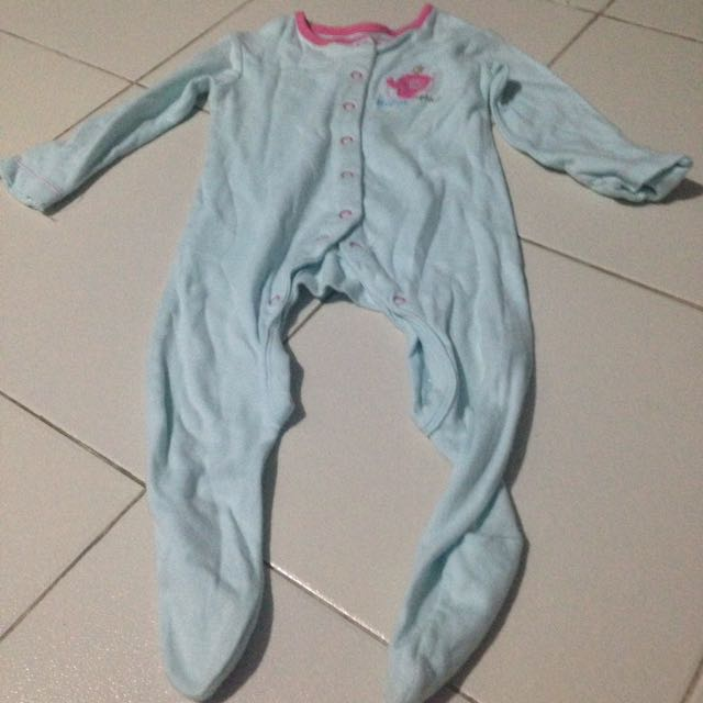 Mothercare frogsuit