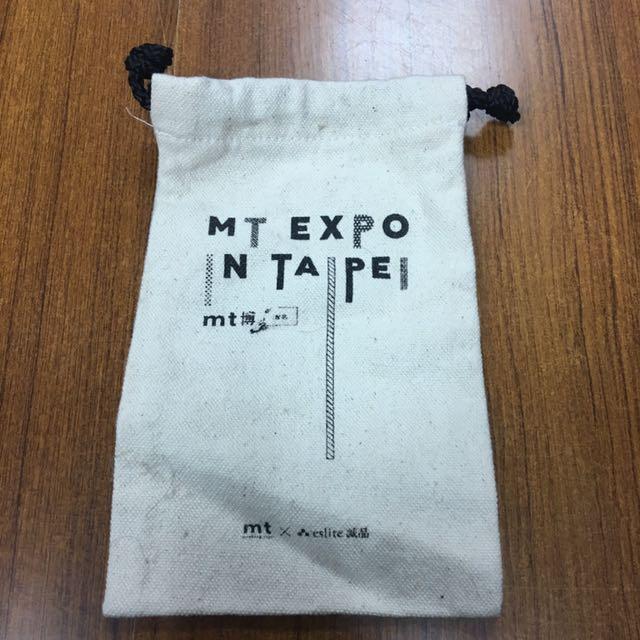 MT 台灣博 限量袋
