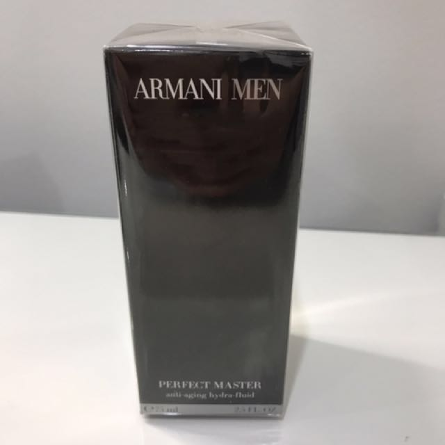 f5d8716ee65 New Armani Men Perfect master 75ml