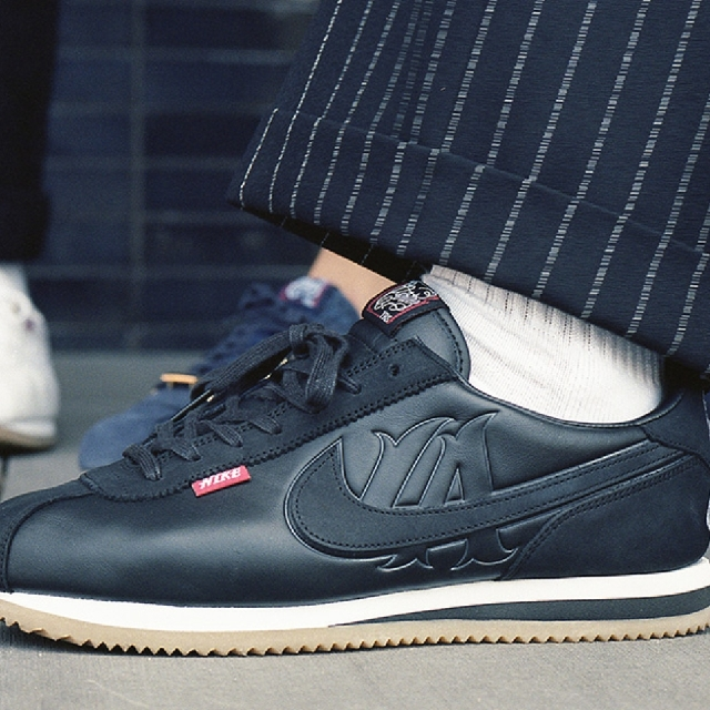 nike cortez x mister cartoon (not vapormax, huarache, patta