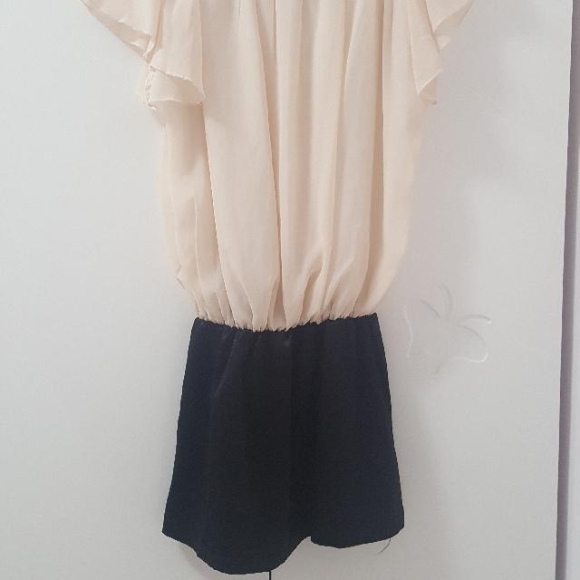OL氣質洋裝(塑腰)