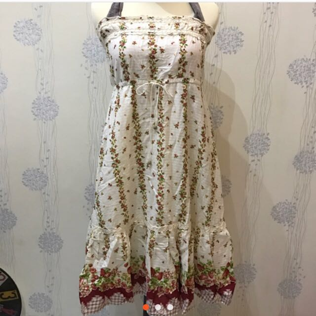 Olive des Olive Strawberry Dress #SSS