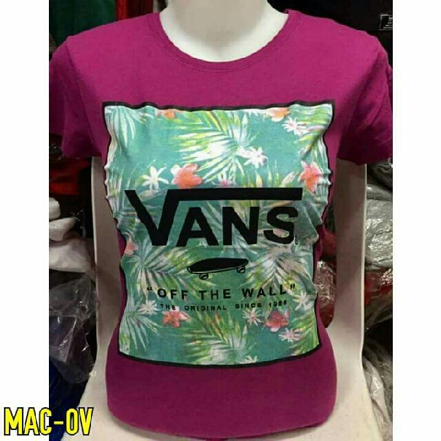 Orig vans sexy top much cheaper than malls