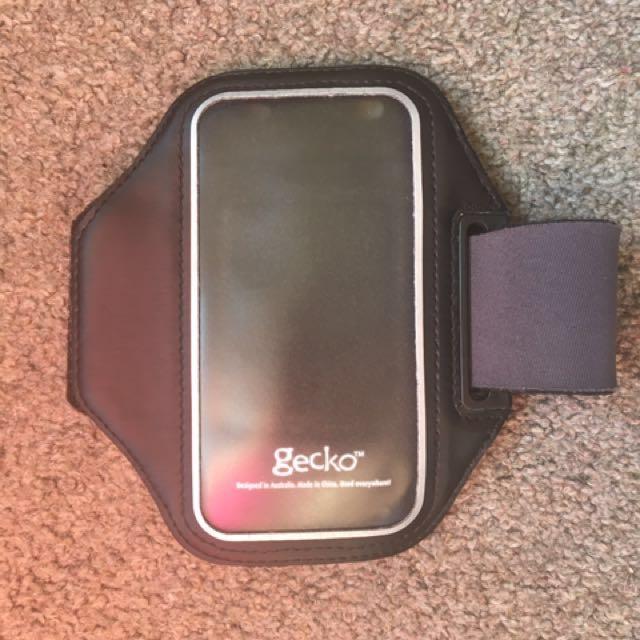 Phone holder for jogging