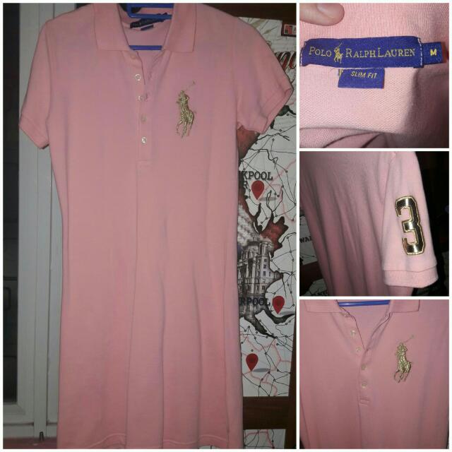 Polo Dress Ori (Nego)