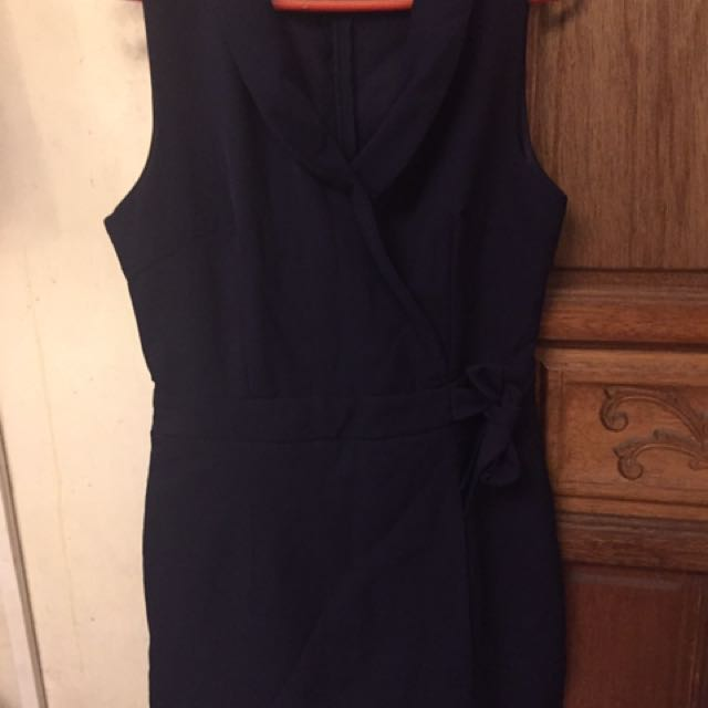 Pre loved jump short dress