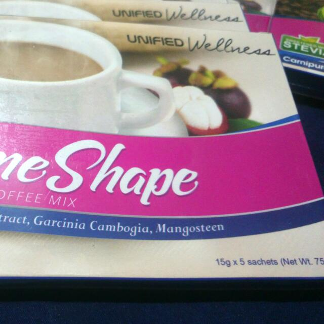 Prime Shape Coffee Mix