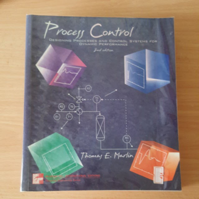 Process Control 2nd Edition By Thomas E Marlin Books Stationery Textbooks On Carousell