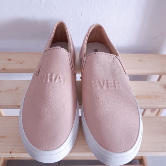 Pull&Bear Shoes Pink Whatever