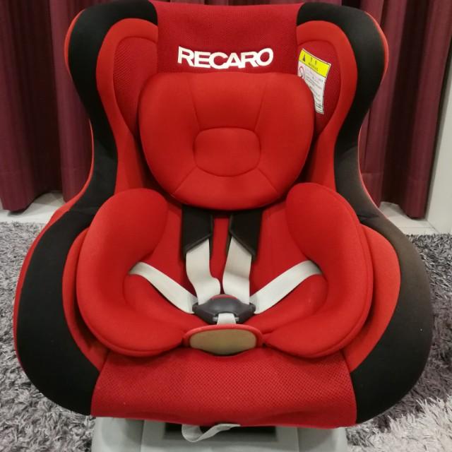 Recaro Start I Baby Car Seat Babies Kids Others On Carousell