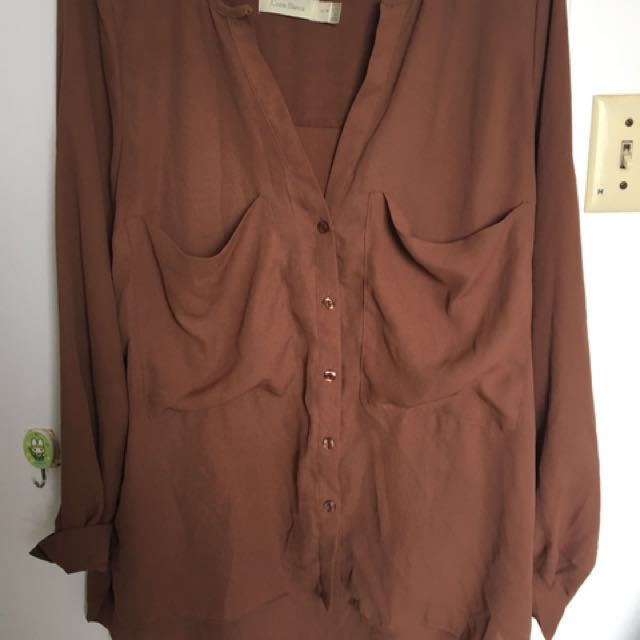 REDUCED Oversized Blouse