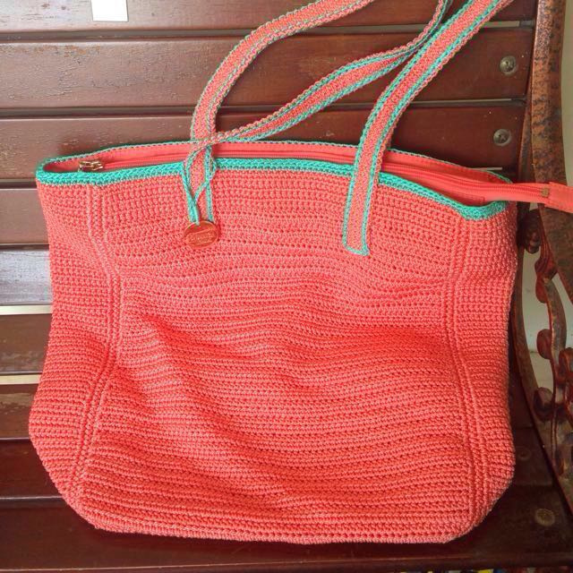 REPRICE!! Peach Dowa Bag