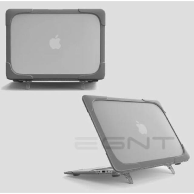 """Rubberised Hard Case for MacBook Air """"13"""
