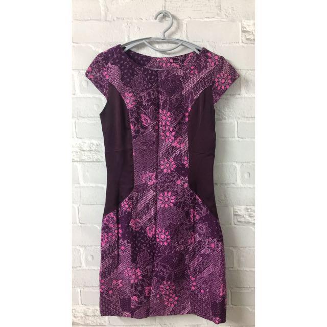 [SALE] Batik (cocktail) Dress