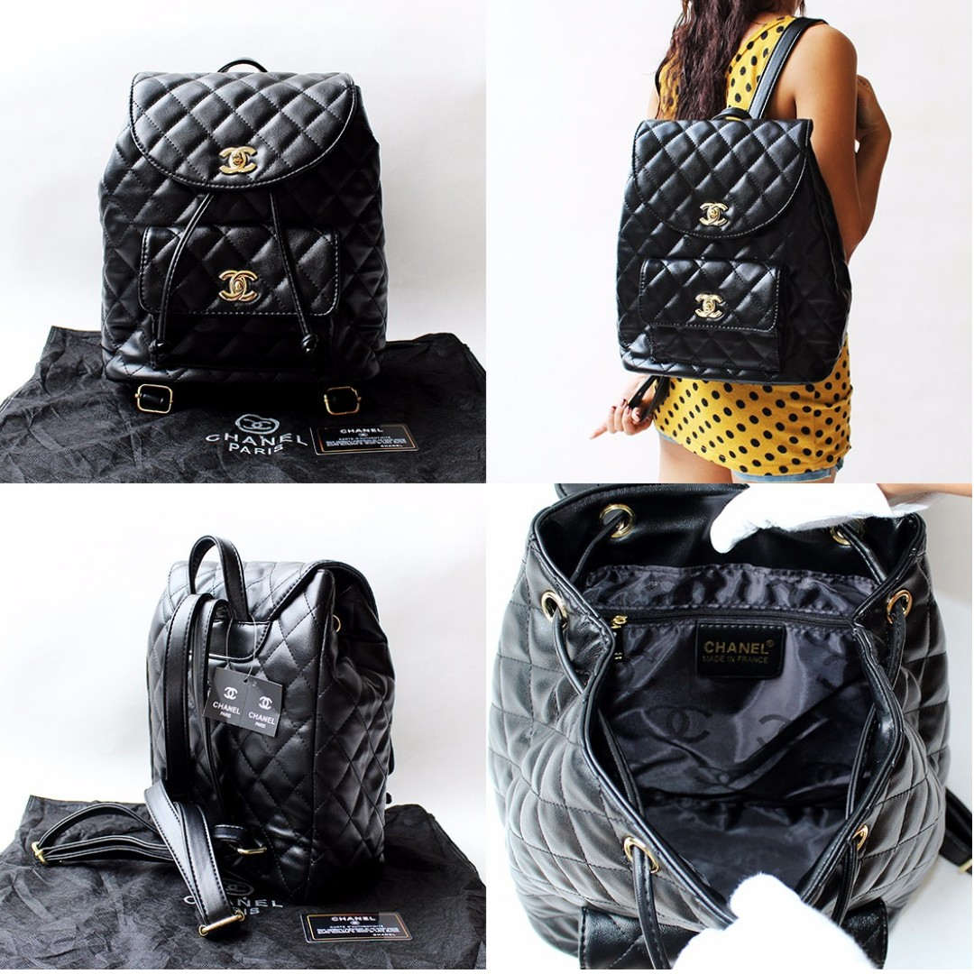 f9ab14427fc9  Sale  Chanel Backpack