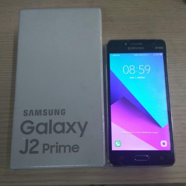 Samsung J2 Prime Mulus Fullset Mobile Phones Tablets Android On Carousell