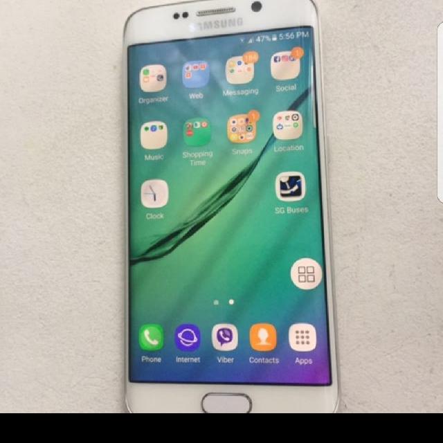 Samsung S6 edge down to $280