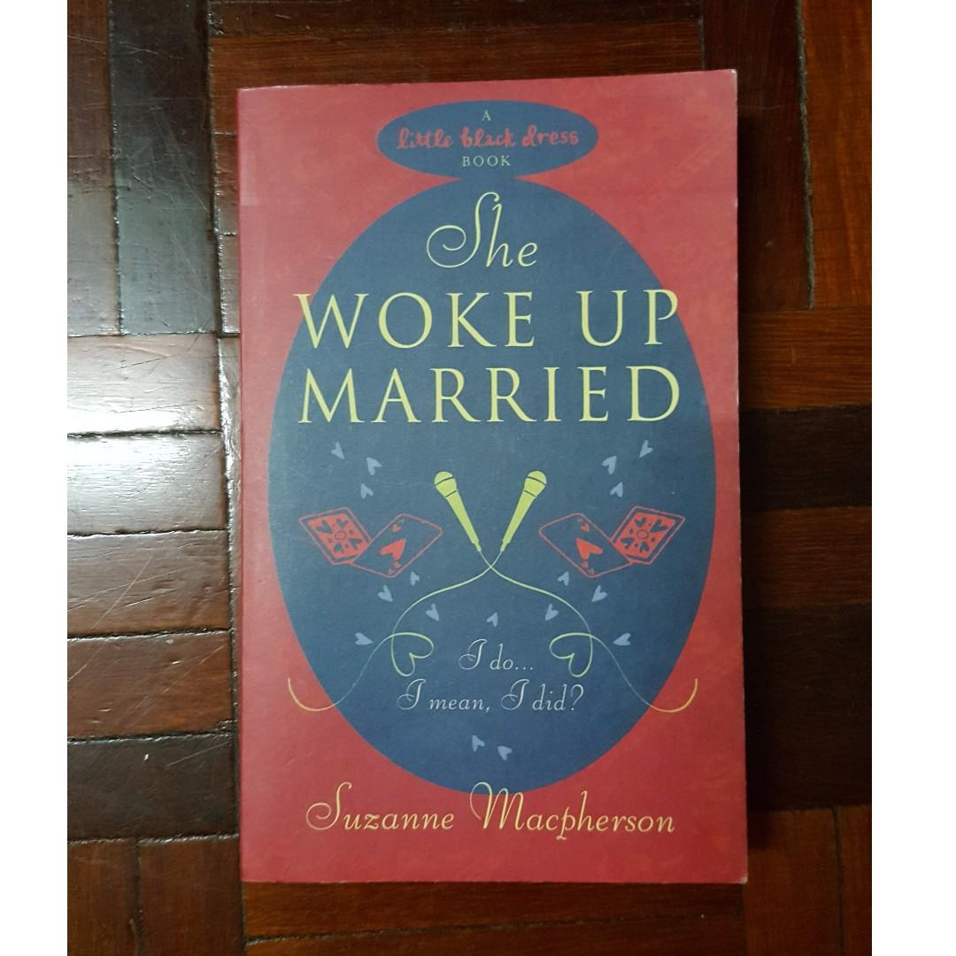 She Woke Up Married by Suzanne Macpherson