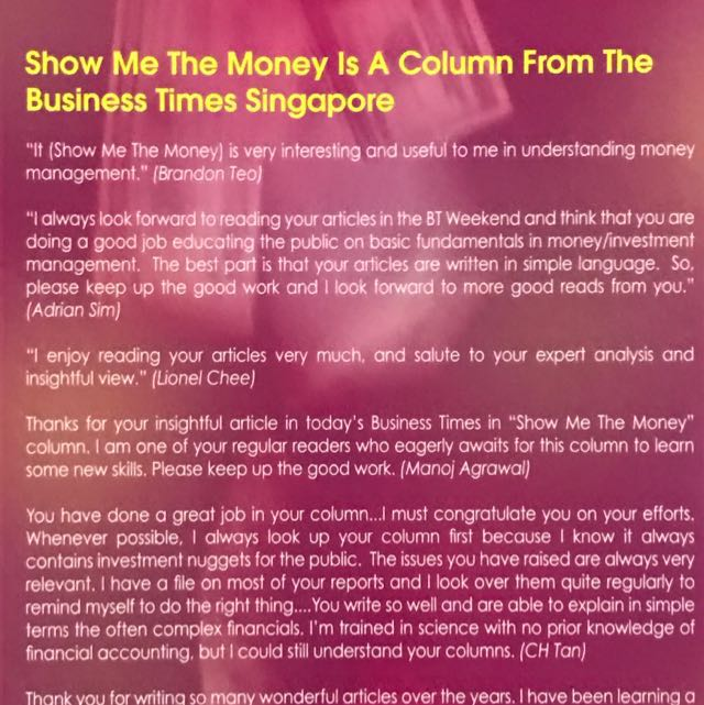 Show Me The Money Volume 2 - Teh Hooi Leng
