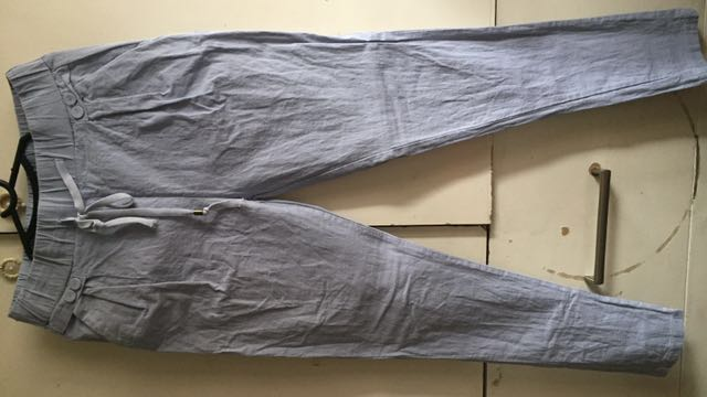 Skinny stretchable pants