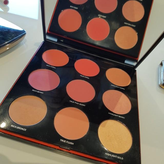 SMASHBOX L.A. Lights blush palette
