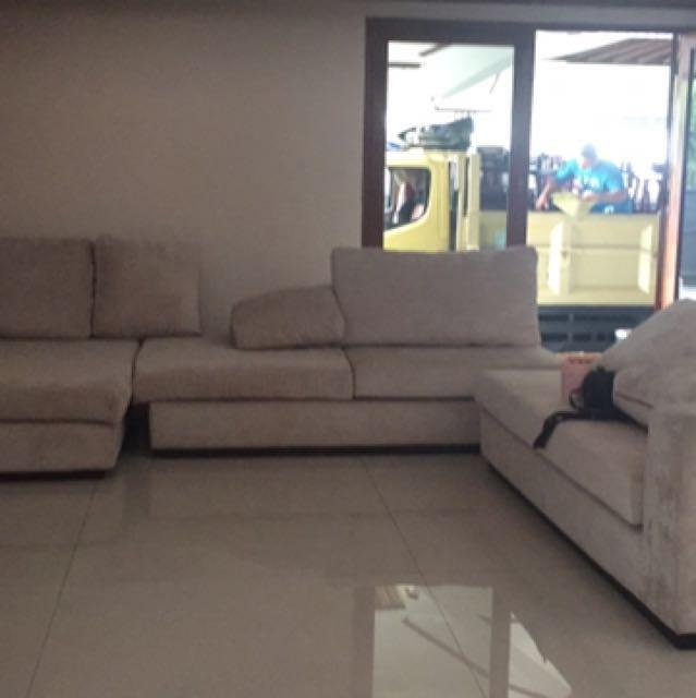 Sofa 1 Set Tanpa Meja
