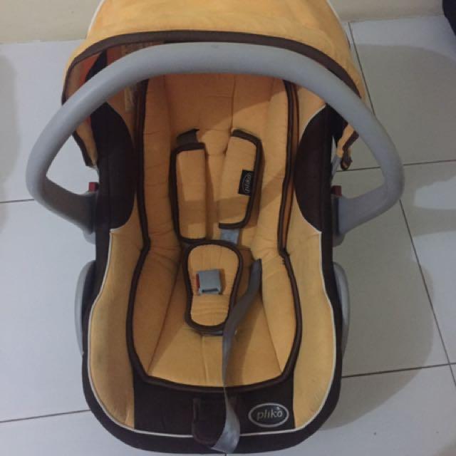 #SSS Baby Car seat 💺