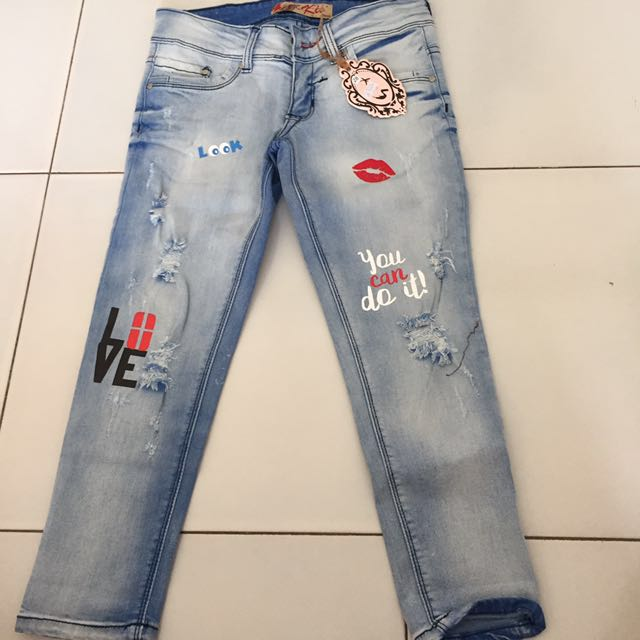 #SSS Jeans 7/8